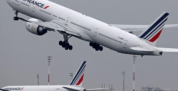 Air france: appel a la greve les 3 et 7 avril