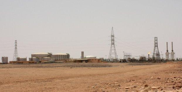 Site pétrole El-Fil Libye