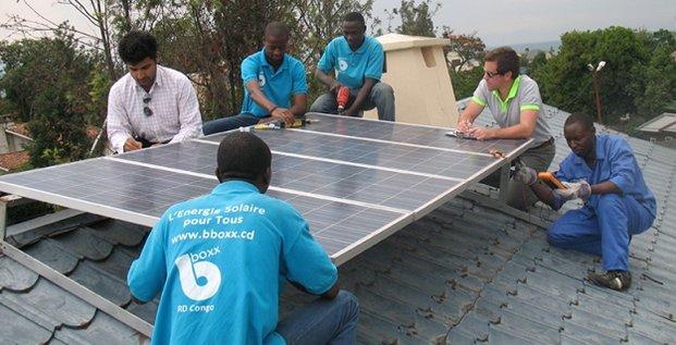 panneau solaire énergie verte Bboxx