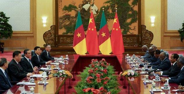 reunion sommet Chine Cameroun cooperation