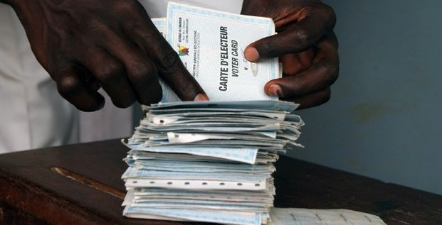 elections Cameroun bulletins vote