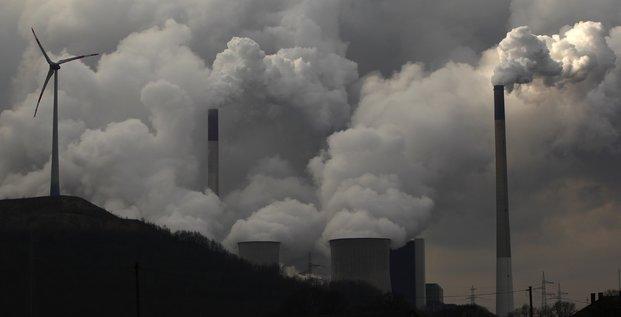 pollution, industrie, Europe, Allemagne, usine, centrale de production d'électricité, charbon, thermique, Scholven, E.ON, Gelsenkirchen,