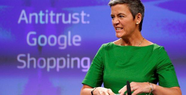 Google, antitrust, Commission européenne, Margrethe Vestager,