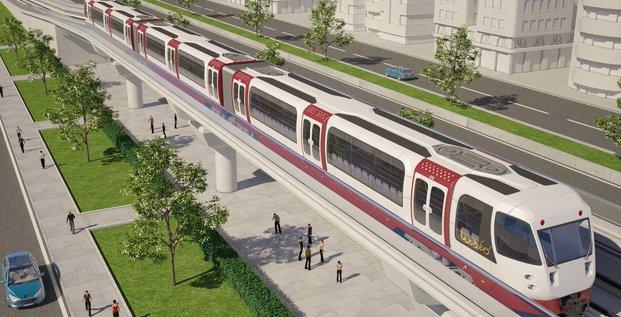 3ème ligne métro