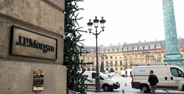JP Morgan place Vendome Paris