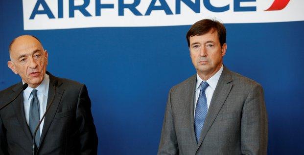 Air france consulte les salaries