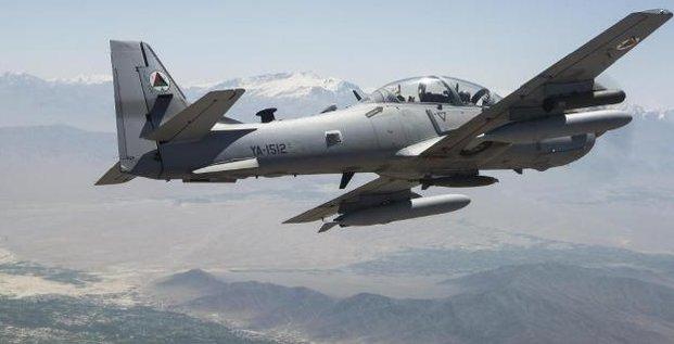 Tucano armée avion