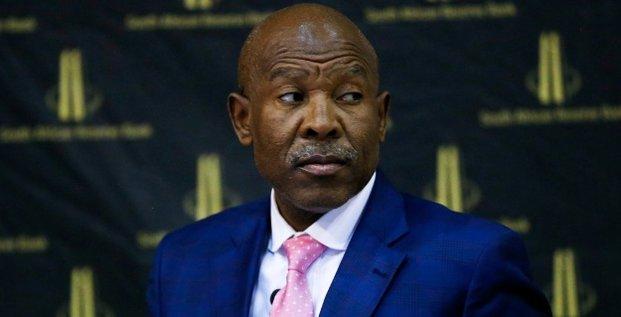 Lesetja Kganyago gouverneur banque centrale Afrique du Sud