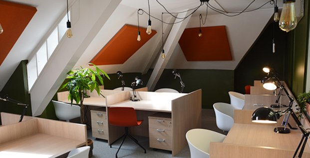 Espace coworking W'in Bordeaux