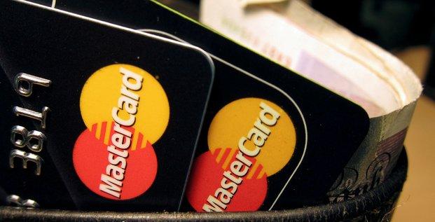 Le benefice de mastercard a bondi de 38% au 1er trimestre