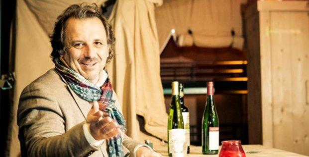 Jean-Guy Amat, président du Comité des groupes et des chaînes de campings