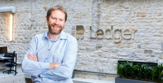 Eric Larchevêque Ledger Bitcoin