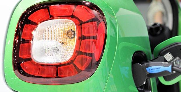 LTDE mobilité en Afrique Automobile électrique