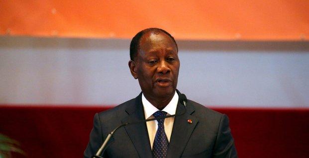 Alassane Ouattara ADO Côte d'Ivoire