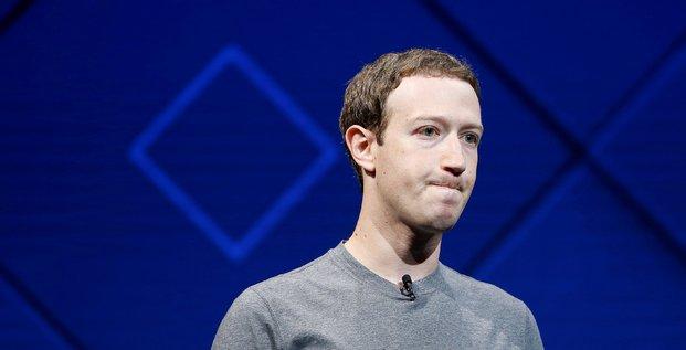 Zuckerberg temoignera les 10 et 11 avril au congres us