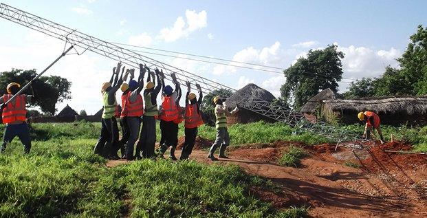 Electrification rurale Cameroun