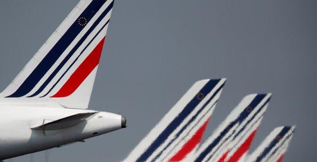 Air france-klm a suivre a paris