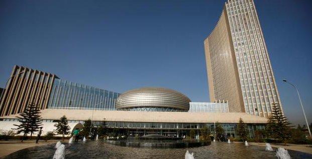 Siège de l'Union africaine