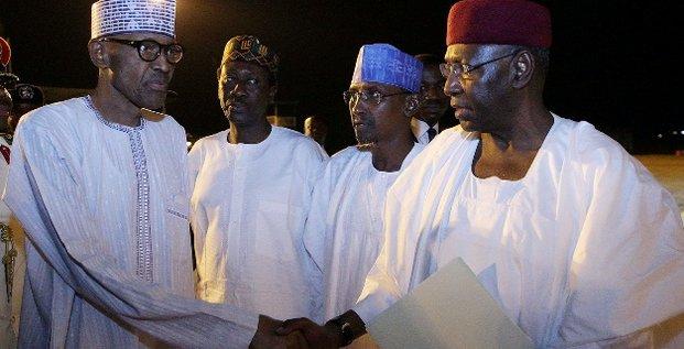 Buhari Muhammadu Nigéria