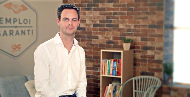 Mathieu Nebra, fondateur de OpenClassrooms
