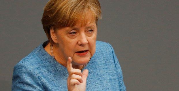 Merkel au secours de l'accord de vienne sur le nucleaire iranien