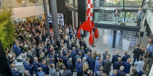 Cheops Technology inauguration siège