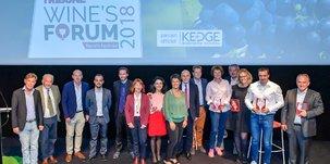 La Tribune Wine's Forum Nouvelle-Aquitaine 2018