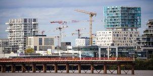 Bordeaux Euratlantique en chantier