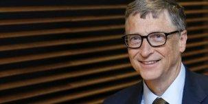 Bill gates reste l'homme le plus riche de la planete