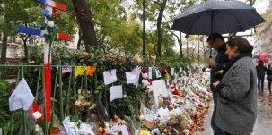 Le bilan des attentats du 13 novembre s'alourdit a 130 morts