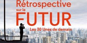 Diaporama - Les Unes du futur selon La Tribune