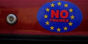 Le camp du brexit credite d'une legere avance