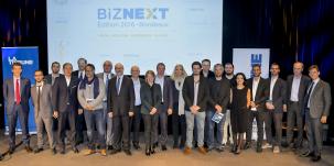 Les lauréats de Biznext 2016
