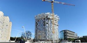 L'Arbre Blanc, à Montpellier