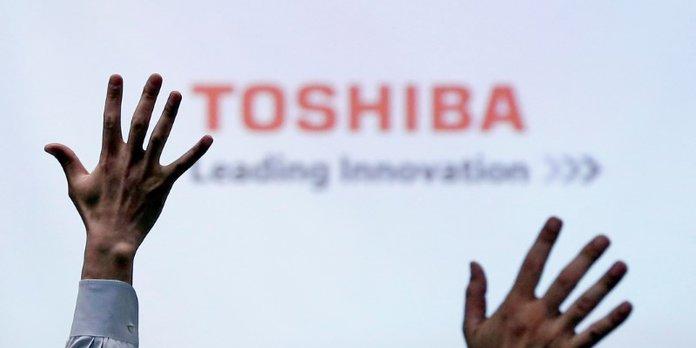 Toshiba : bénéfice net record grâce à la vente de sa filiale