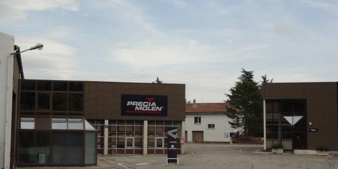 Precia Molen acquiert Le Barbier pesage