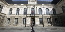 Rennes, parlement de Bretagne,