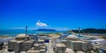 EPR, Taishan, Chine, nucléaire, réacteur, EDF, CGN,