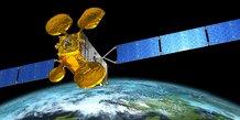 Satellite télécoms, THD Sat, Internet, CNES,