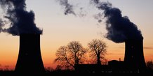 La centrale nucléaire de Golfech