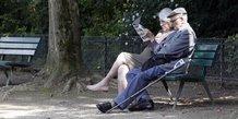 Un retour a l'equilibre des retraites plus tot que prevu