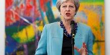 Brexit: may et ses ministres s'accordent sur une position commune