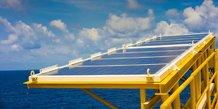ALTDE_Seychelles, lancement d'un projet de parc solaire flottant