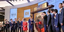 Xiaomi IPO Lei Jun