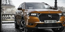 DS7 Crossback, SUV, PSA, automobile,