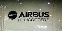 L'ukraine signe un accord pour acheter 55 helicopteres airbus
