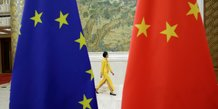 Chine Union européenne
