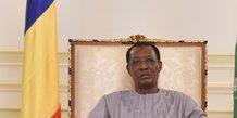 Idriss Déby deby Tchad