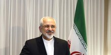 Discussions intensives a geneve entre l'americain john kerry et son homologue iranien javad zarif