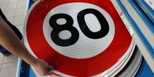 Le conseil d'etat refuse de suspendre les 80 km/h